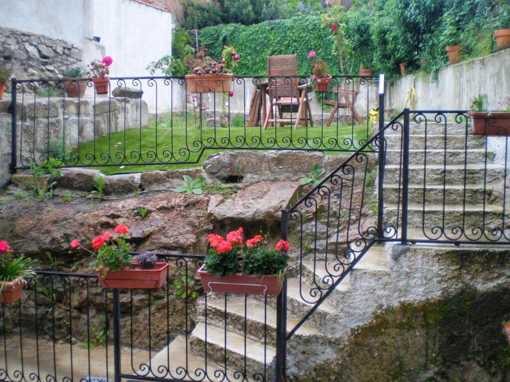1. Jardín