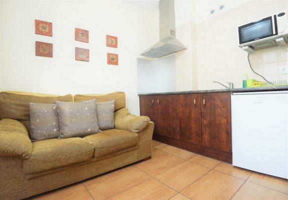 3. Cocina y salón