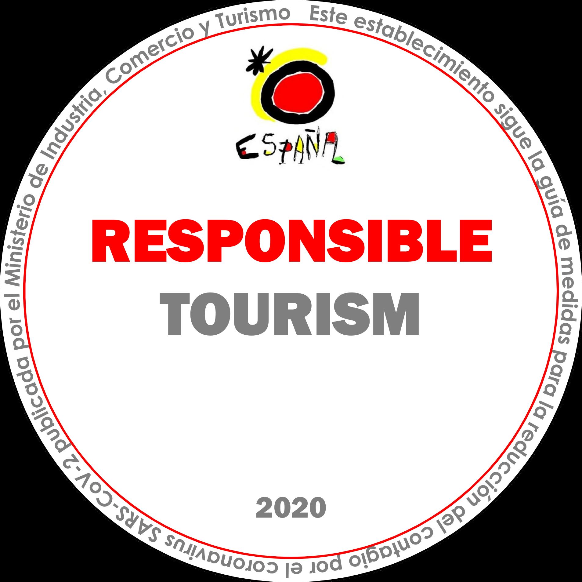 Distintivo Turismo Responsable